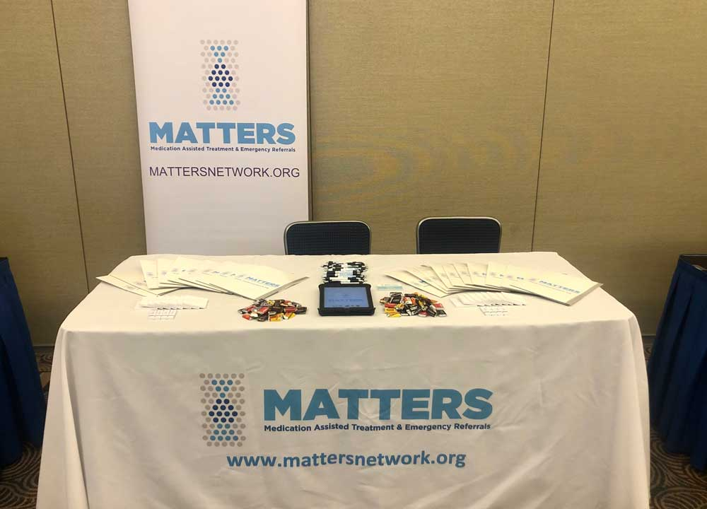MATTERS Network at the New York Society of Addiction Medicine